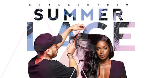 Stylesbyhim's Summer Lace Glueless Frontal Sewin