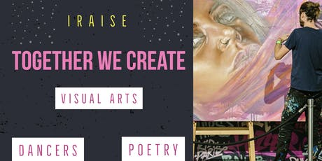 IRAISE ART SHOWCASE tickets
