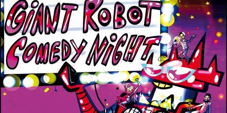 Giant Robot Comedy Night tickets