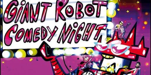 Giant Robot Comedy Night