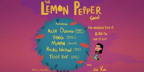 Lemon Pepper Comedy tickets