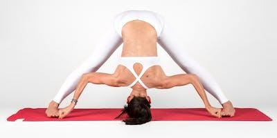 Vinyasa Yoga con Sabrina De Giusti.