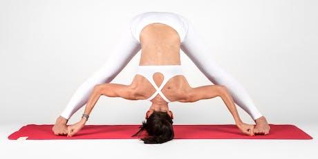 Vinyasa Yoga con Sabrina De Giusti. biglietti