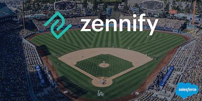 LA Dodgers Game with Zennify