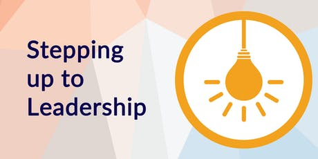 2-Day Workshop | Stepping up to Leadership tickets
