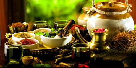 Introduction to Ayurveda tickets