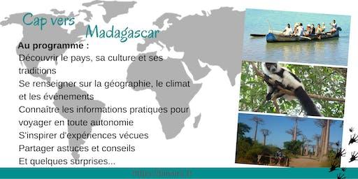 CAP vers Madagascar