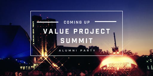 Value Project Summit 2018 Reunion Party