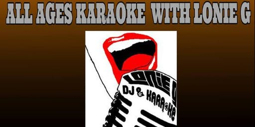 Downtown Friday Nights - Karaoke with Lonie G