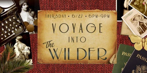 Voyage Into The Wilder • Red Carpet Menu Reveal Party