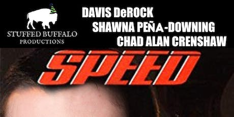 SPEED: A Staged Reading by SBP tickets