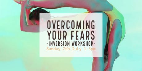 Overcoming Your Fears: Inversion Workshop with Emma Charnley tickets