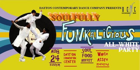 Soulfully Funkalicious: All-White Party! tickets