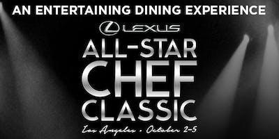 Lexus All-Star Chef Classic