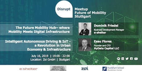 Future of Mobility - Powered by AI, IoT, & Cloud Technology tickets