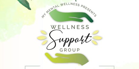 Mental Wellness Support Group  tickets