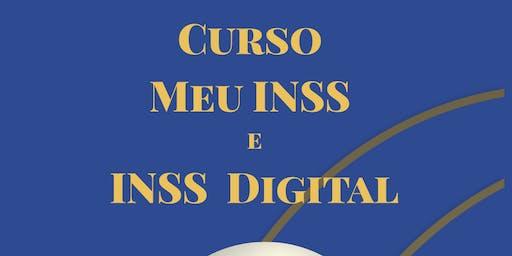 Curso   Meu INSS   e  INSS  Digital