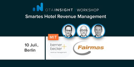 Smartes Hotel Revenue Management Tickets
