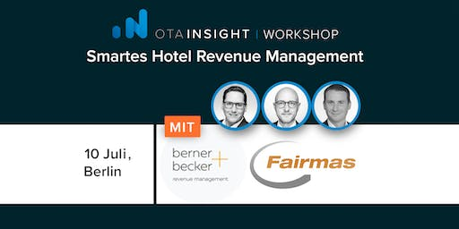 Smartes Hotel Revenue Management