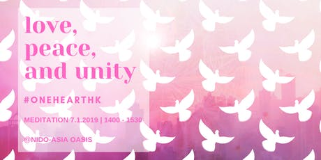 Meditation Circle: One Heart HK and Sounds of Love tickets