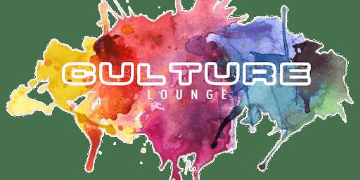 """Culture Lounge on Thursdays """" HAPPY HOUR"""" + """"DANCE PARTY"""""""