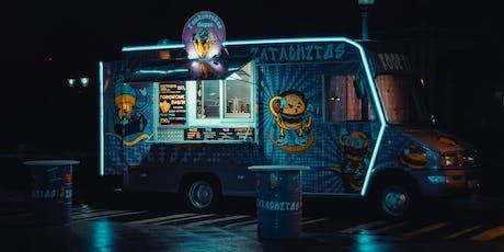 Midnight FOODIE CALL: Food Trucks + Games + BYOB tickets