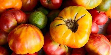 Glen Manor Heirloom Tomato Dinner I - Jeff and Kelly White with Jason Bise tickets