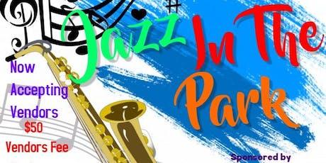 Jazz in the park tickets