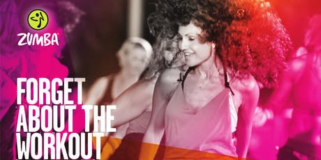 MONA Zumba Class Fundraiser for DANCING IS MY VOICE  tickets