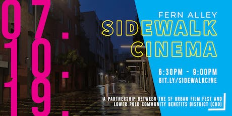 Sidewalk Cinema tickets