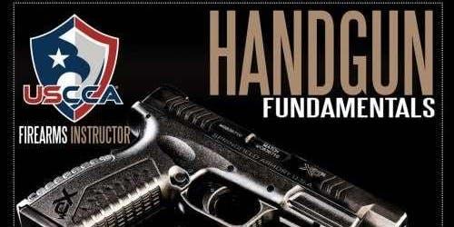 National Train A Teacher Day Basic Handgun Class