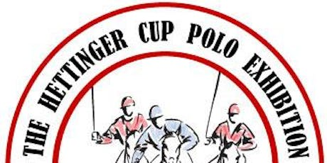 Hettinger Cup Polo Exhibition to Benefit Akindale Thoroughbred Rescue tickets
