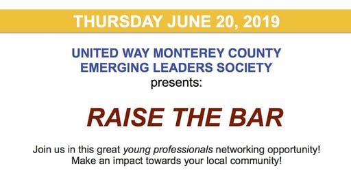 Emerging Leaders Society Raise the Bar Event
