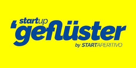 Startupgeflüster Tickets