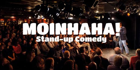 Moinhaha #9 - Stand-up Comedy Tickets