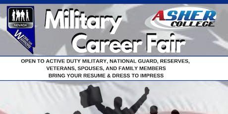 Military Career Fair tickets