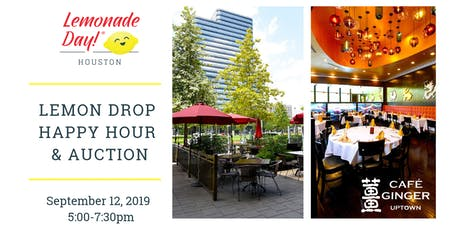 Lemon Drop Happy Hour & Auction for Lemonade Day Houston tickets