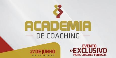 [Natal/RN] Academia de Coaching com Carol Fortaleza bilhetes