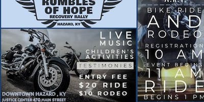 Rumbles of Hope Recovery Rally