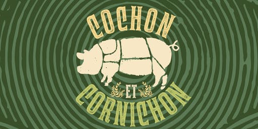 Cochon & Cornichon Butcher Demonstration, Charcuterie and Wine Tasting!