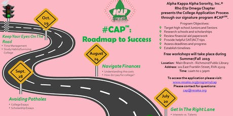 #CAP: Roadmap To Success tickets