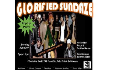 Glorified Sundaze tickets