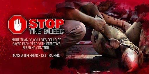 National Train A Teacher Day Stop The Bleed Class