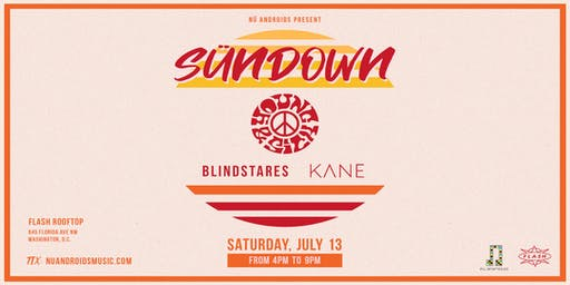 Sündown: Young & Sick at Flash Rooftop (21+)