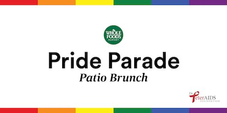 Pride Parade Patio Brunch tickets