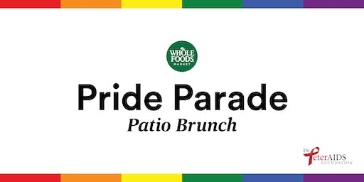 Pride Parade Patio Brunch