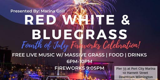 Red White & Bluegrass 4th of July Celebration