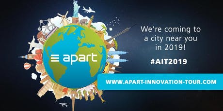 Apart Innovation Tour 2019 România tickets