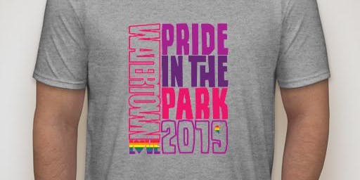 Watertown Pride in the Park T-Shirts