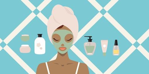 Free Hands-On Detox And Skincare Workshop